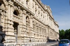 Architectuur van Rome, Italië Stock Afbeeldingen