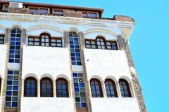 architectuur van San Pedro de Alcantara, Costa del Sol, Spanje Royalty-vrije Stock Afbeelding