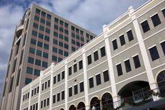 Architectuur van Tallahassee Stock Foto's