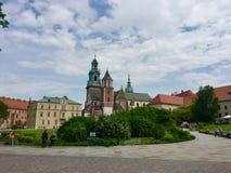 Architectuur van Wroclaw, Polen royalty-vrije stock fotografie
