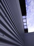 Architectuur - vensters stock afbeelding