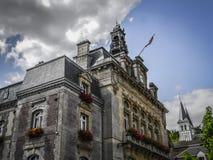 Architectuurhuis Royalty-vrije Stock Afbeeldingen