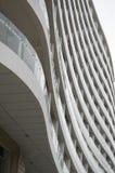 architecural linjer wavy struktur Royaltyfria Bilder