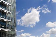 architecutre σύγχρονος ουρανός Στοκ Εικόνες