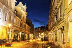 Architecutre Bydgoszcz Στοκ εικόνα με δικαίωμα ελεύθερης χρήσης