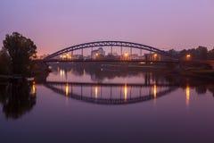 Architecutre Magdeburg Στοκ φωτογραφίες με δικαίωμα ελεύθερης χρήσης