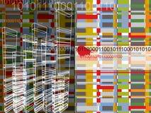architekci grafiki układ Obrazy Stock
