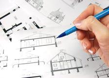 architekt Obrazy Royalty Free
