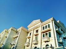 Architektoniczna fotografia Dżakarta obraz stock