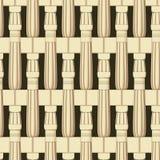 architektoniczna tekstura royalty ilustracja