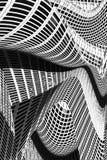 Architektoniczny abstrakt Zdjęcie Stock