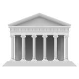 Architektoniczny element Zdjęcia Royalty Free
