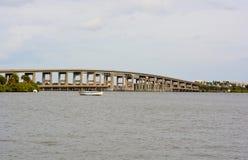 Architektoniczny most Zdjęcia Stock
