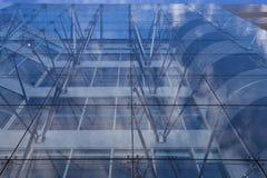 architektoniczny odbicie Zdjęcia Stock
