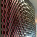 Architektoniczny ornament w wnętrzu w Adelaide Obrazy Stock