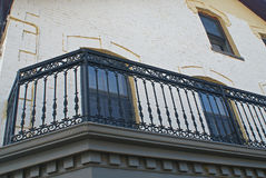 Architektoniczny poręcz Zdjęcie Royalty Free