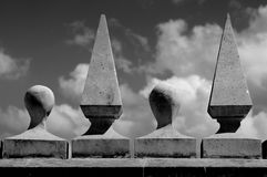 architektoniczny projekt fotografia royalty free