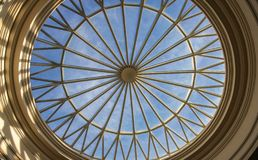 Architektoniczny Skylight obraz royalty free