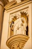 Architektoniczny szczegół przy świętego James katedrą, Antigua Fotografia Royalty Free