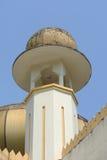 Architektoniczny szczegół sułtanu Mahmud meczet W Kuala Lipis, Pahang Zdjęcia Royalty Free