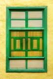 Architektoniczny szczegół w San Sebastian de losie angeles Gomera Obrazy Stock