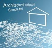 architektoniczny tło Fotografia Royalty Free
