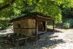 Architektonisches ethnographisches komplexes Etar Etara nahe Stadt von Gabrovo, Bulgarien stockbilder