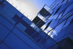 Architektur ørestaden innen, Dänemark Lizenzfreie Stockbilder
