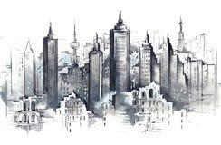 Architektur Lizenzfreies Stockfoto