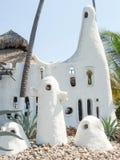 Architektur in Acapulco Stockfoto