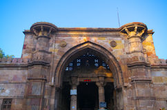 Architektur Ahmadabad Lizenzfreies Stockfoto