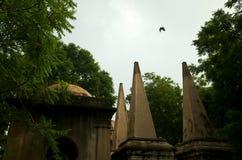 Architektur Ahmadabad Stockfoto