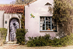 Architektur Arizonas Adobe Stockbilder