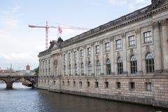 Architektur in Berlin. Lizenzfreie Stockfotos