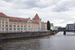 Architektur in Berlin. Stockfotos