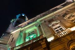 Architektur - Bolsa tun Café-Museum Stockfoto