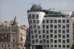 Architektur in Budapest Lizenzfreies Stockbild