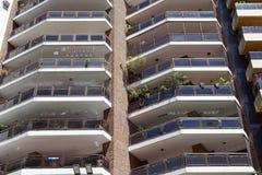 Architektur in Buenos Aires, Argentinien Lizenzfreie Stockfotografie