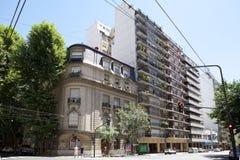 Architektur in Buenos Aires, Argentinien Stockfotos