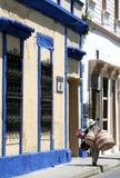 Architektur Cartagena-de Indias. Kolumbien Stockbilder