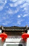 Architektur China-Huizhou Stockfoto