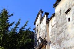 Architektur China-Huizhou Lizenzfreies Stockfoto