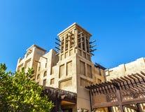 Architektur in der arabischen Art stockbild