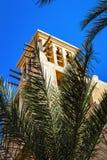 Architektur in der arabischen Art lizenzfreie stockfotos