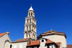 Architektur in der Spalte, Kroatien lizenzfreie stockfotos