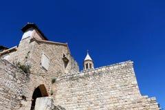 Architektur in der Spalte, Kroatien stockfoto