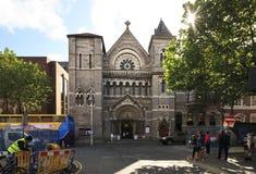 Architektur der Stadt Dublin Lizenzfreies Stockbild