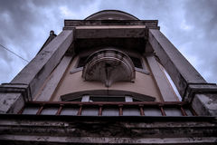 Architektur der Stalin-Ära Stockfotografie