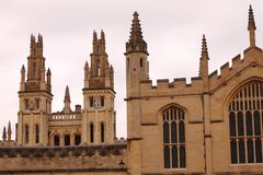 Architektur in England-Stein cotswolds stockfotos