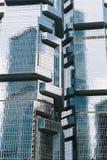 Architektur extremer Lippo Kontrollturm Lizenzfreies Stockbild